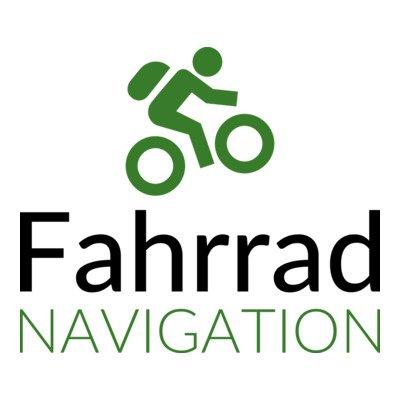 Fahrradnavigation Logo