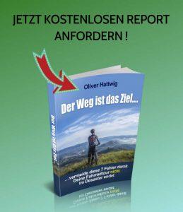 Report grün - Der Weg ist das Ziel....