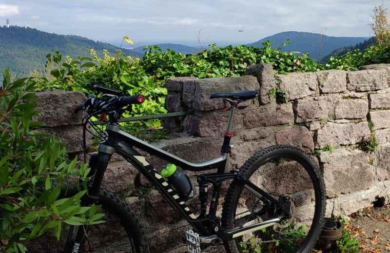 Fahrradnavigation - Bike am Schloss