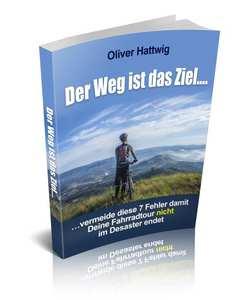 Buchcover - Der Weg ist das Ziel...