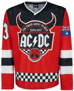 AC/DC Trikot